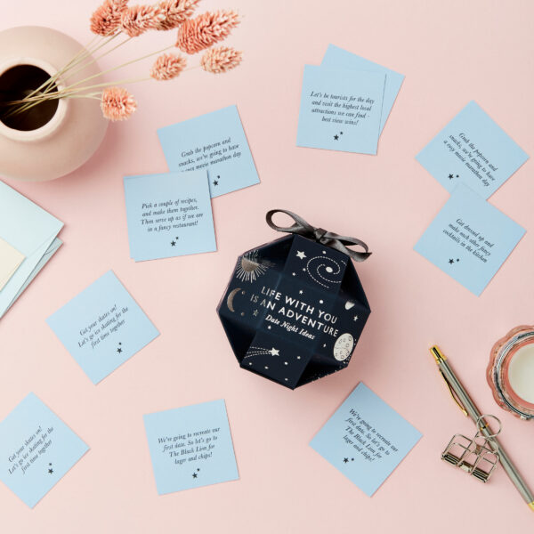 Personalised Date Night Ideas Valentines Gift