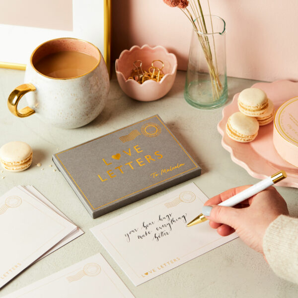 Personalised Love Letters Gift