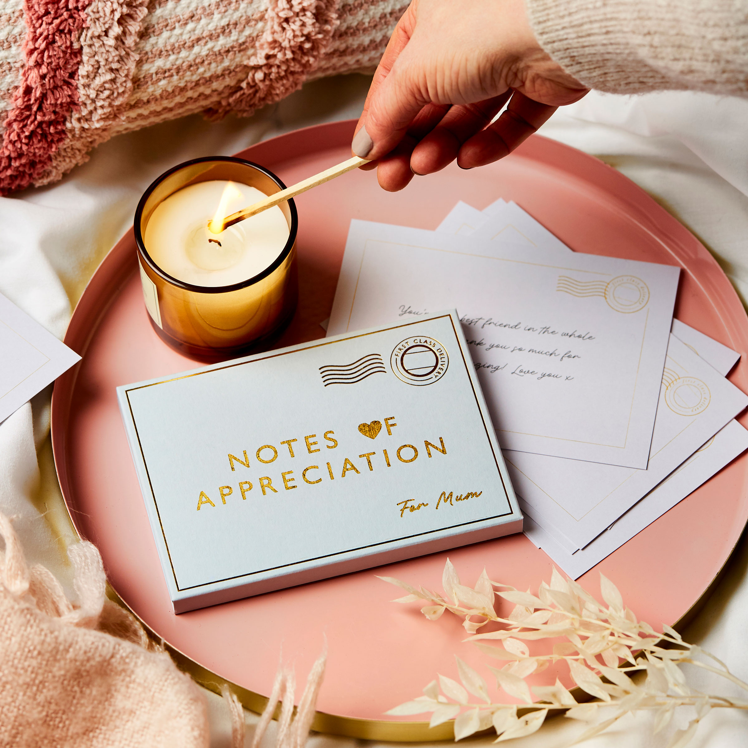 Personalised Notes of Appreciation