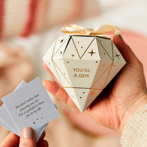 Personalised You Are A Gem Token Gift