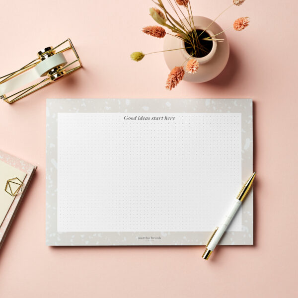 Martha-Brook-Good-Things-Dotted-Pad-Desk-Tear-Away-Planning-Notes-Jotting