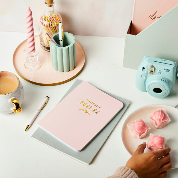 Martha-Brook-Personalised-Bloom-2021-2022-Mid-Year-Academic-Diary-Desk-Goals-Pink-Mint-Cute