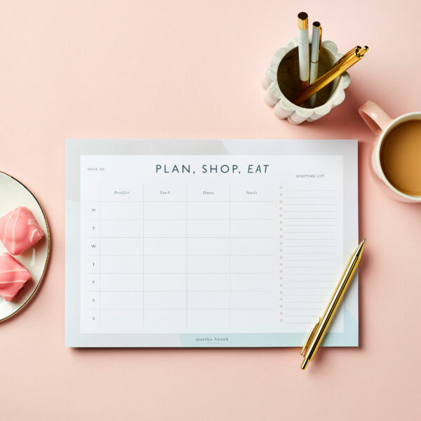 Martha-Brook-Personalised-Stationery-Essential-Weekly-Meal-Planner-Pad-Prep-Family