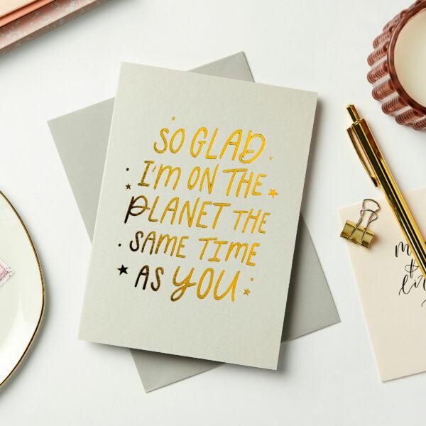 Martha-Brook-Same-Planet-Thoughtful-Greeting-Card