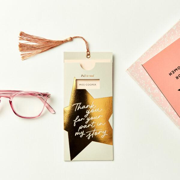 Martha-Brook-Personalised-Teachers-Gift-Hidden-Messages-Bookmark-Thank-You-Teache