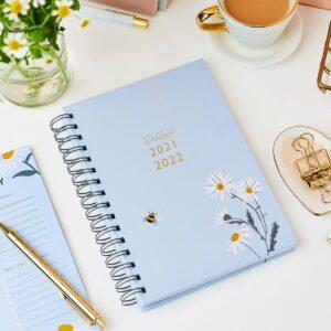 Martha Brook Personalised Wild Daisy Diary 2021 2022 Mid Year