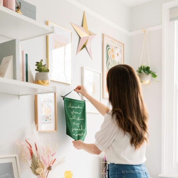 Martha Brook How To Create A Gallery Wall