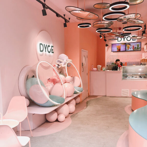 martha brook blog 10 pink places in london you probably didnt know about dyce london