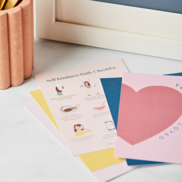Martha Brook Personalised Self-Care Stationery Bundle