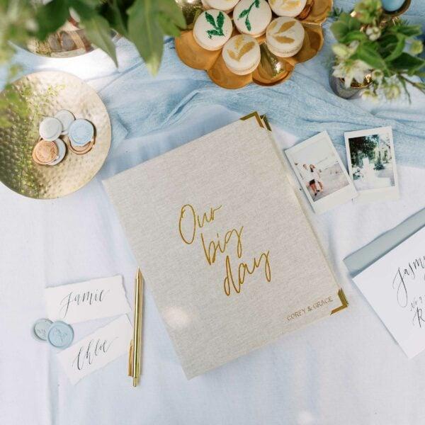Personalised Wedding Planner and Organiser
