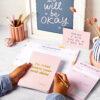 Self-Care Weekly Planner Desk Pad