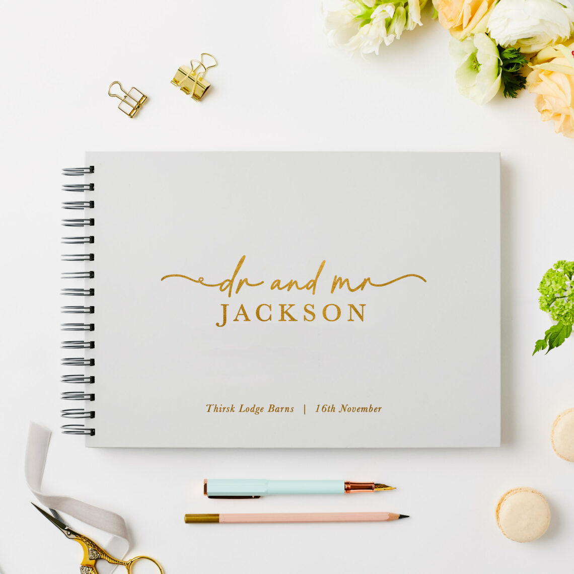5 brilliant things about our wedding guest books