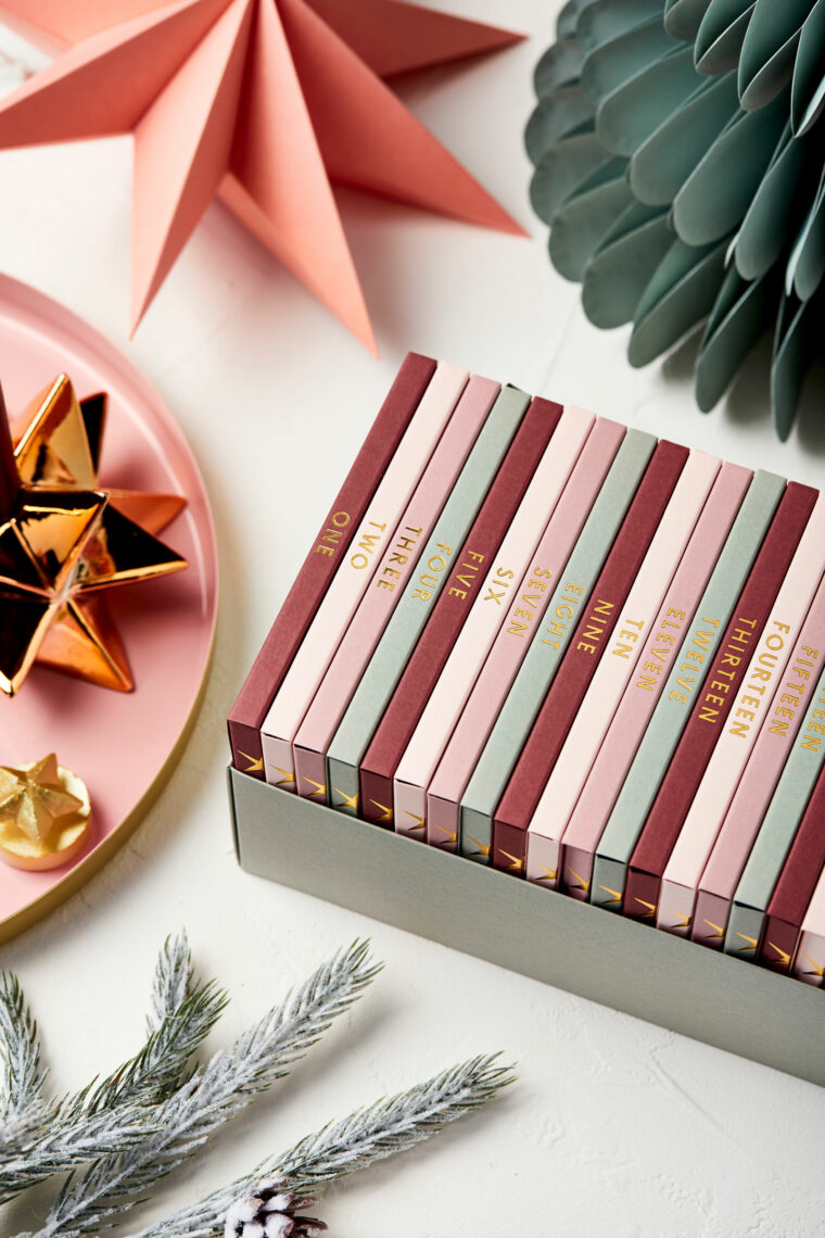 8 reasons everyone is talking about our stationery advent calendar