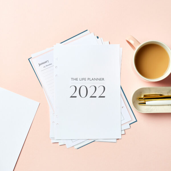 2022 Life Planner Refill