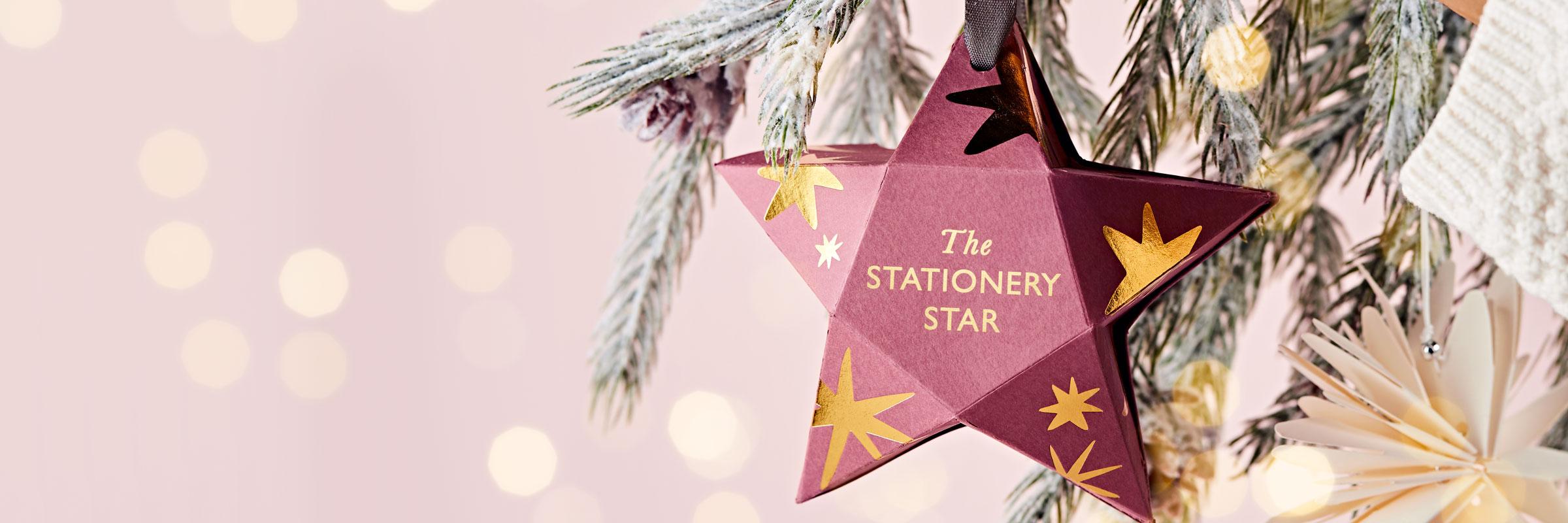 Martha Brook Personalised Christmas Decorations