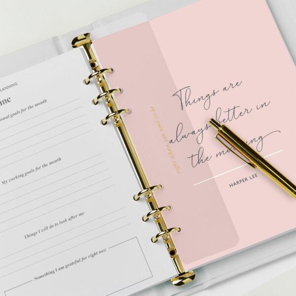 Personalised-Its-All-Good-Life-Planner-Reflection-and-Quote-Insides