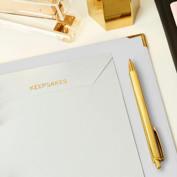 Personalised-Its-All-Good-Life-Planner-keepsake-pocket-Insides